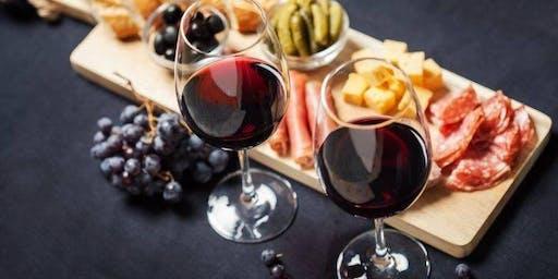 Mid-Summer Night Wine Tasting