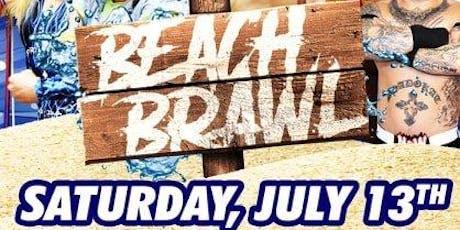 Beach Brawl Wrestling tickets