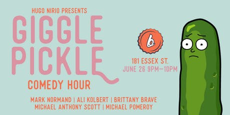 Giggle Pickle Comedy Hour (FREE) tickets