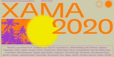 Xama 2020