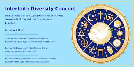 Interfaith & Diversity Concert tickets