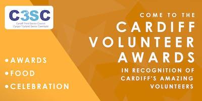 Cardiff Volunteering Awards celebration