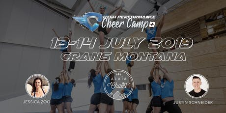 High Performance Cheer Camp Tickets