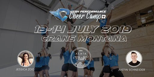 High Performance Cheer Camp