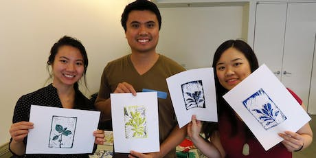 Printmaking Workshop: Cacti & Succulents tickets