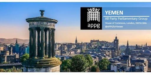 Inter-Parliamentary Conference on Yemen / Edinburgh-Glasgow