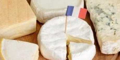 Get to Know Your French Cheeses (Poulton) #LancsLearning tickets