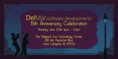 DelMar Software Development 15 Year Anniversary Party