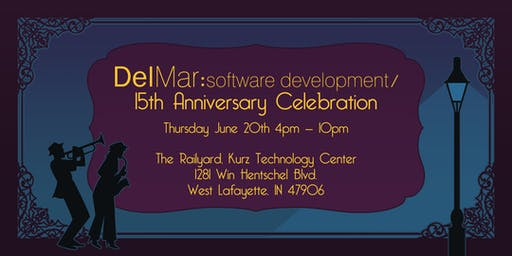 DelMar Software Development 15 Year Anniversary Party