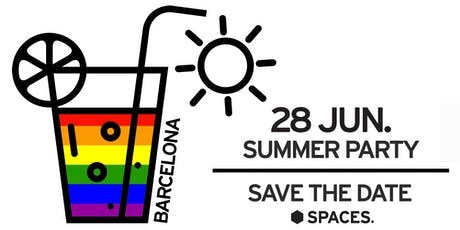 SPACES SUMMER PARTY 2019 tickets