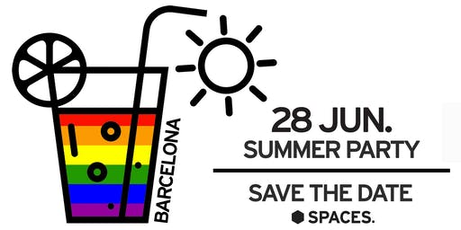 SPACES SUMMER PARTY 2019