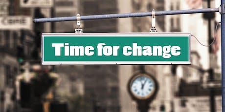 """Conférence interactive : """"Les mouvements de transition"""" billets"""