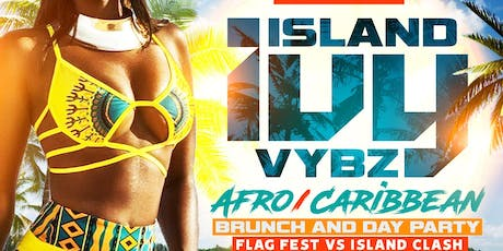 ILSAND VYBZ BRUNCH AND DAY PARTY tickets