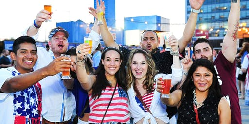 All American Beer Festival 2019 at the Navy Yard