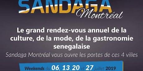 Foire Sandaga Montreal tickets