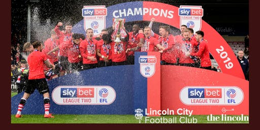 Lincoln City v Stoke City