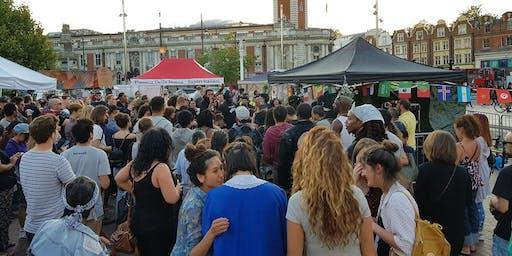 Congregate Brixton ★ Music & Street Food Festival ✩