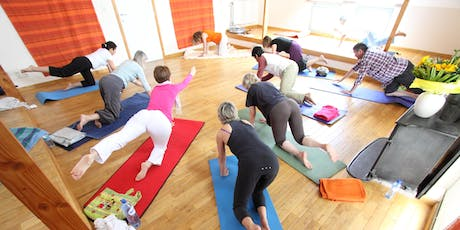 Initiation au yoga  billets