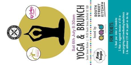Sheffield Yoga Brunch tickets