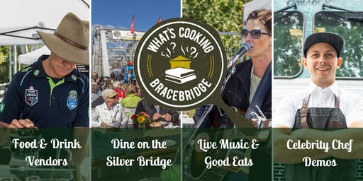 What's Cooking Bracebridge Food & Drink Festival