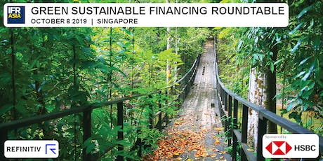 IFR Asia Green Sustainable Financing Roundtable tickets