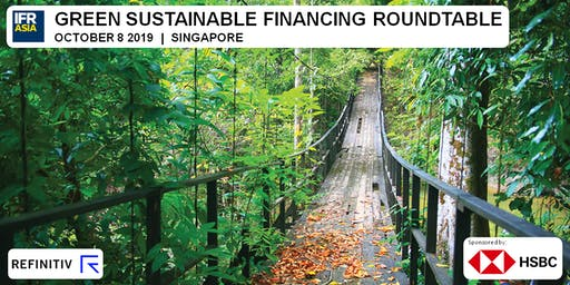 IFR Asia Green Sustainable Financing Roundtable