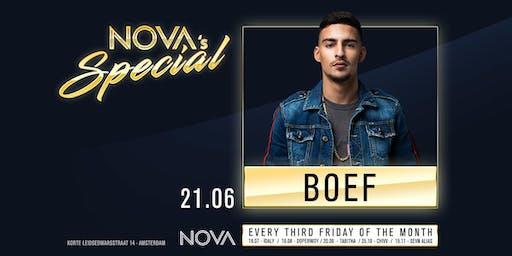 Nova's Special - Boef