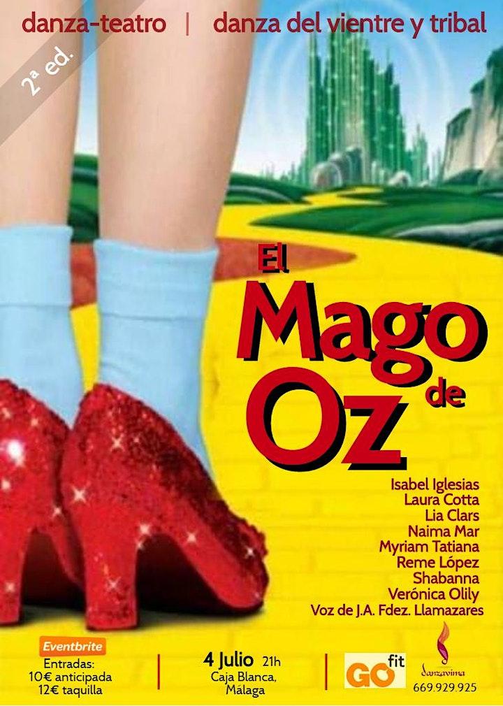 Imagen de El Mago de OZ, danza-teatro 2ed.