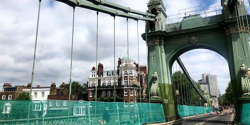 Hammersmith Bridge Public Q&A Event: 6.30-8.00pm