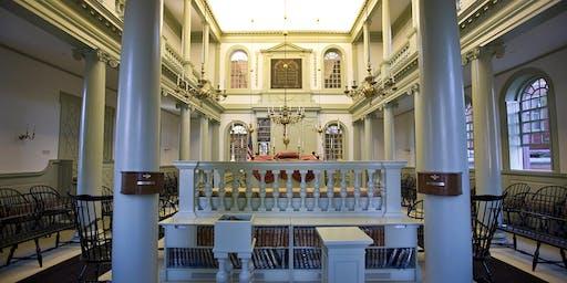 Four Faiths Tour of Historic Newport Houses of Worship