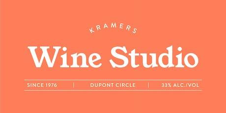 Kramers Wine Studio: Imagery Wines tickets