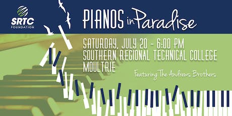 Pianos In Paradise: Dueling Pianos & Dinner tickets
