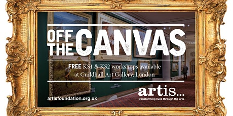 Off The Canvas at Guildhall Art Gallery  tickets