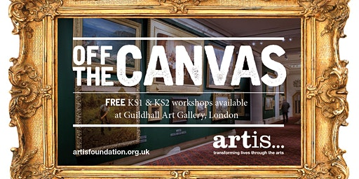 Off The Canvas at Guildhall Art Gallery