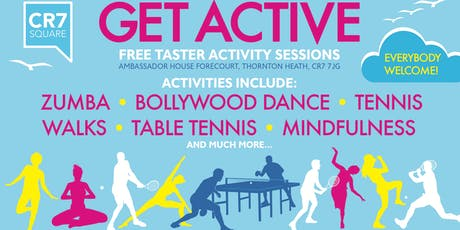 Get Active at CR7 Square, Thornton Heath tickets