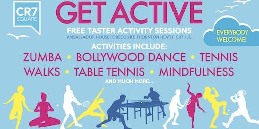 Get Active at CR7 Square, Thornton Heath