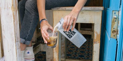 Zero Waste Latte Art Throwdown