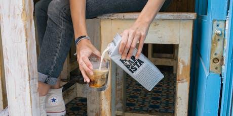Zero Waste Latte Art Throwdown Tickets