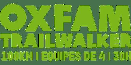 Trailwalker Oxfam 2019 à Dieppe - Réunion d'information bénévoles  billets