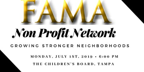 FAMA's Non Profit Network Meeting tickets