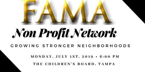 FAMA's Non Profit Network Meeting