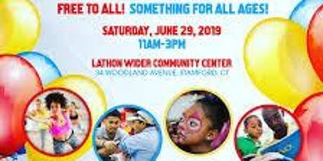 Community Wellness and Family Fun Day tickets