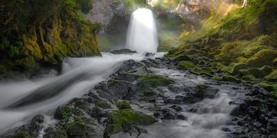 Sahalie Falls Photography Workshop