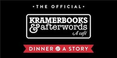 Kramerbooks Dinner & A Story w/ author Angie Kim