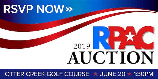 2019 RPAC Auction