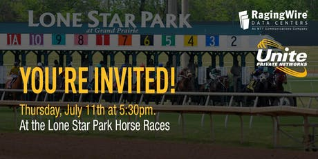 RagingWire/UPN Happy Hour at the Horse Races tickets