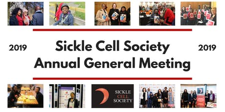 Sickle Cell Society AGM 2019 tickets