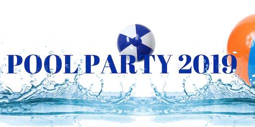 Phi Beta Sigma Summer Pool Party 2019