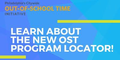 OST Locator Info Sessions