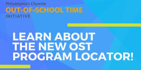 OST Locator Info Sessions tickets